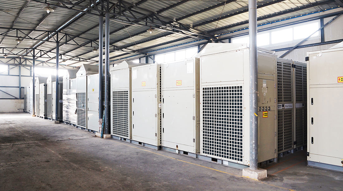 tent air conditioners factory