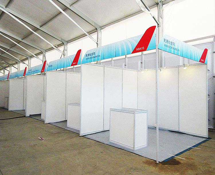 Trade Stands For Sale : Trade show booths shell scheme booths exhibition equipment