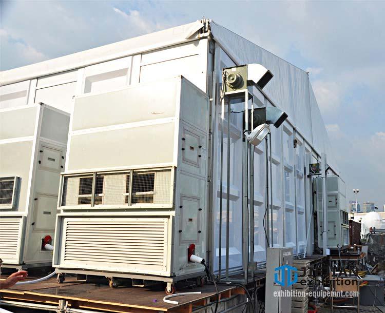 8 Ton HVAC Unit