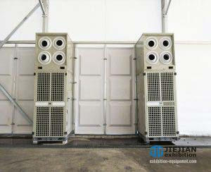 exhibition tent air conditioners