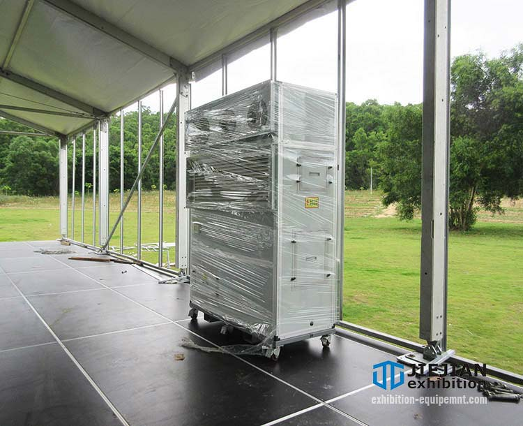 mobile tent air conditioners