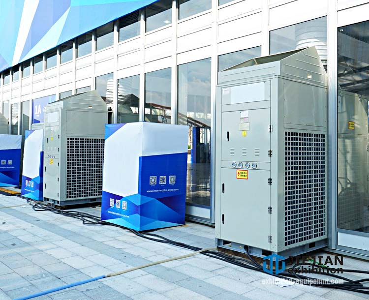 outdoor event air conditioning