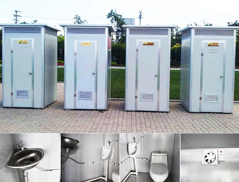 outdoor portable toilet sale