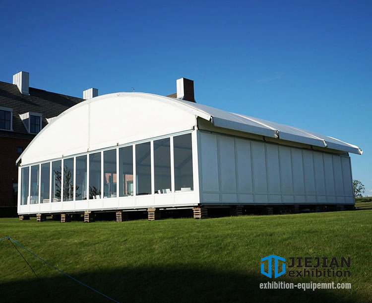 pvc arch roof tents