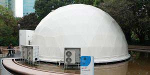 tent air conditioners for events