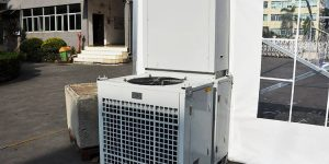 portable air cooling unit