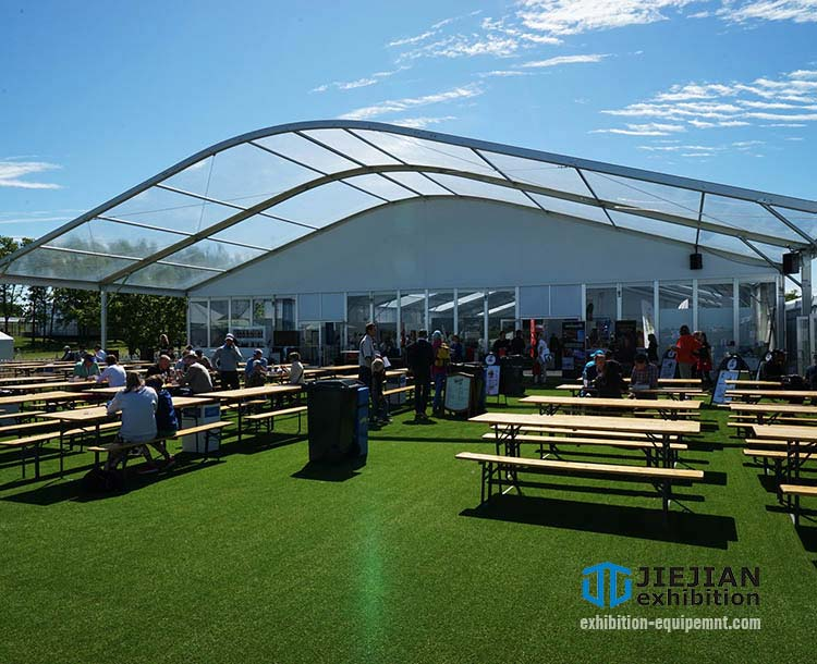 tent event planning