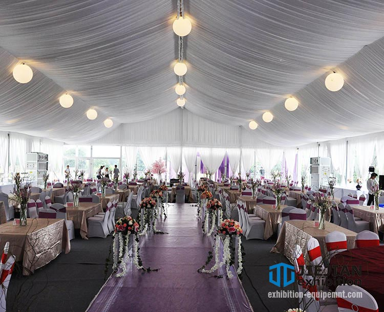 wedding marquee ac unit