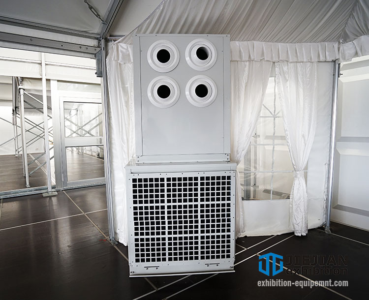 mobile aircon for event tent