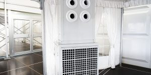 temporary event cooling aircon
