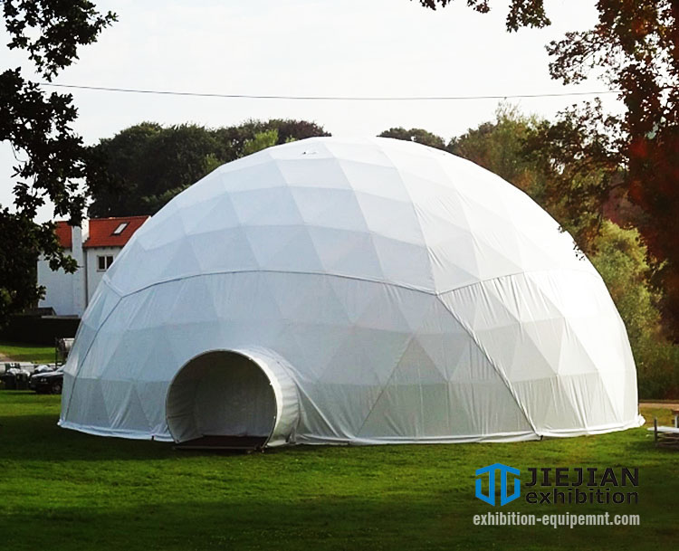 white top event dome tent. White Geodesic Dome Tents & Geodesic Dome Tents for Sale - Dome Structures - Jiejian Event Domes