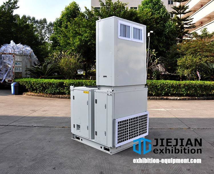 Portable Event Cooling System for Outdoor Tents