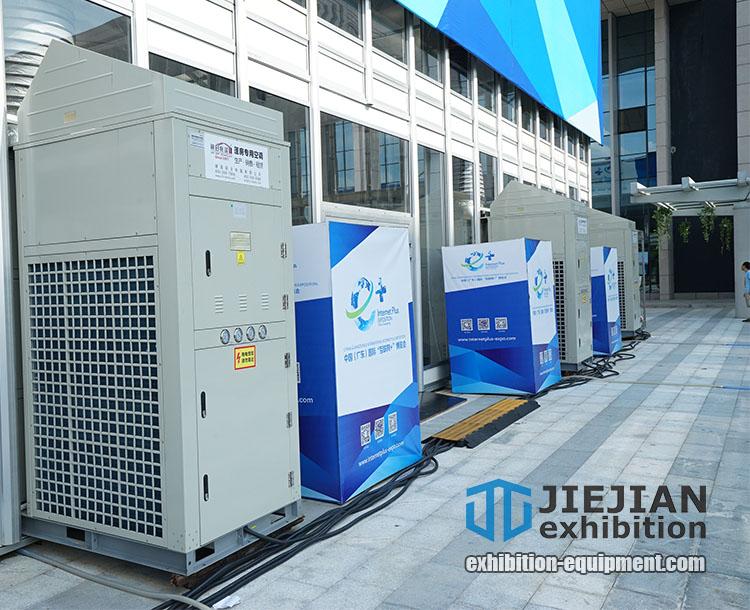 24 Ton Portable HVAC Units