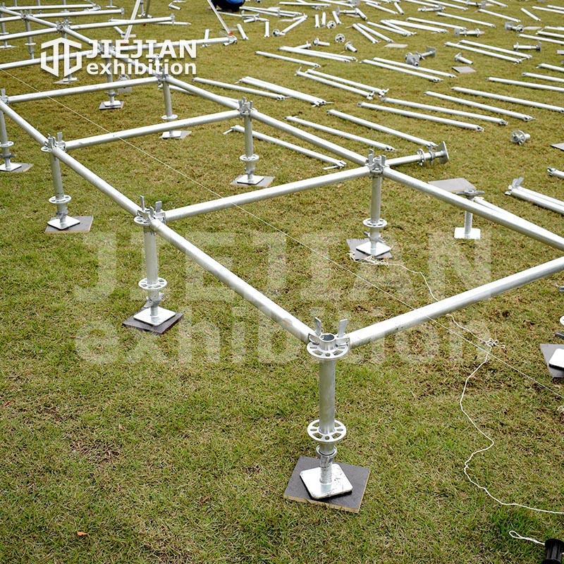 Ringlock Scaffolding install