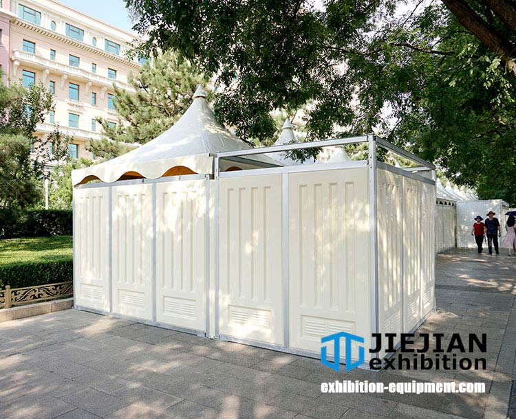 outdoor portable toilets
